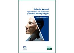 Portada libro País de Kemet. Aproximación a la civilización y la historia del antiguo Egipto